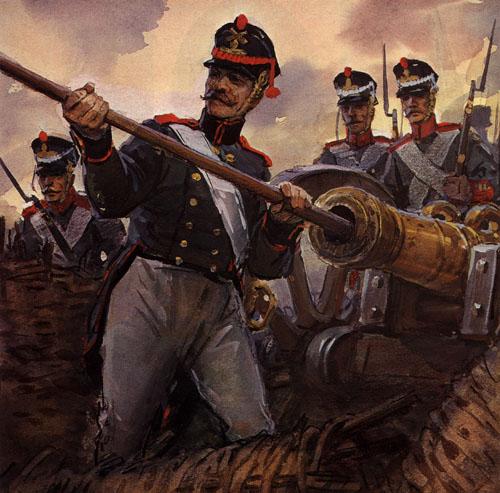 Бородинское сражение в картинах: war1812y.narod.ru/BWinP.html